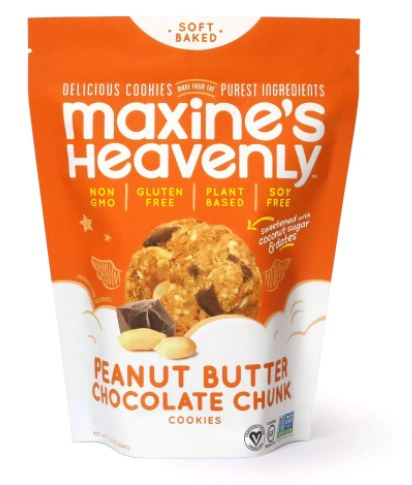 Maxine's Heavenly Cookies - Peanut Butter Chocolate Chunk