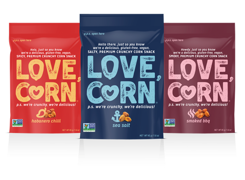 Love Corn - ASSORTED