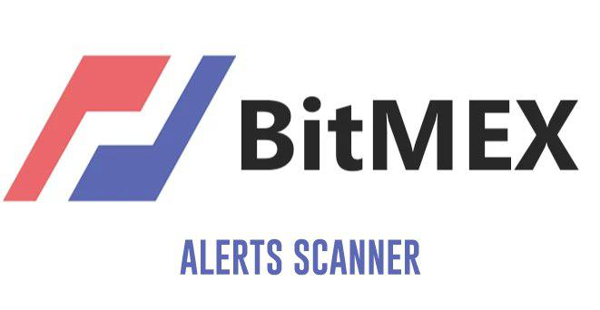 Subscription: Bitmex Alerts Scanner