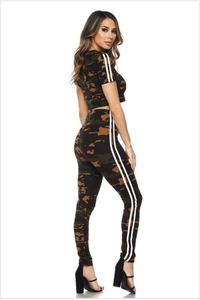 'Game On' Camo Set