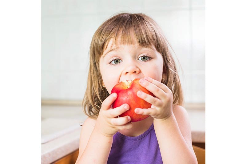Few Tips to Make Your Kids Love Fruit and Veggie.