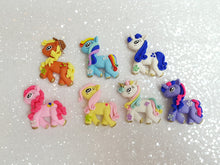 Load image into Gallery viewer, Clay Charm Embellishment - PONY - Crafty Mood