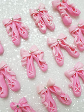 Load image into Gallery viewer, Clay Charm Embellishment - NEW BALLERINA  SHOES - Crafty Mood