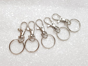 10x Lobster Keyring keychain - Crafty Mood