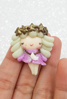 Clay Embellishment guardian of dream - Crafty Mood