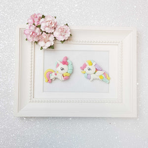 Clay Charm Embellishment - kawaii Pony - Crafty Mood