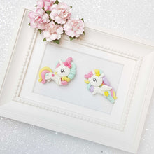 Load image into Gallery viewer, Clay Charm Embellishment - kawaii Pony - Crafty Mood