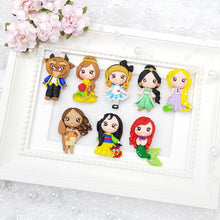Load image into Gallery viewer, Classic Princess - Embellishment Clay Bow Centre - Crafty Mood
