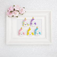 Load image into Gallery viewer, Clay Charm Embellishment - Unicorn Delight - Crafty Mood