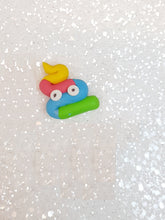 Load image into Gallery viewer, Sale clay Charm Embellishment - Emo - Crafty Mood