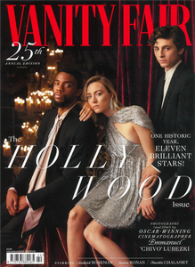 VANITY FAIR - HOLLYWOOD ISSUE