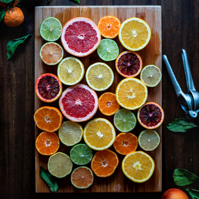 The Power of Citrus Scents