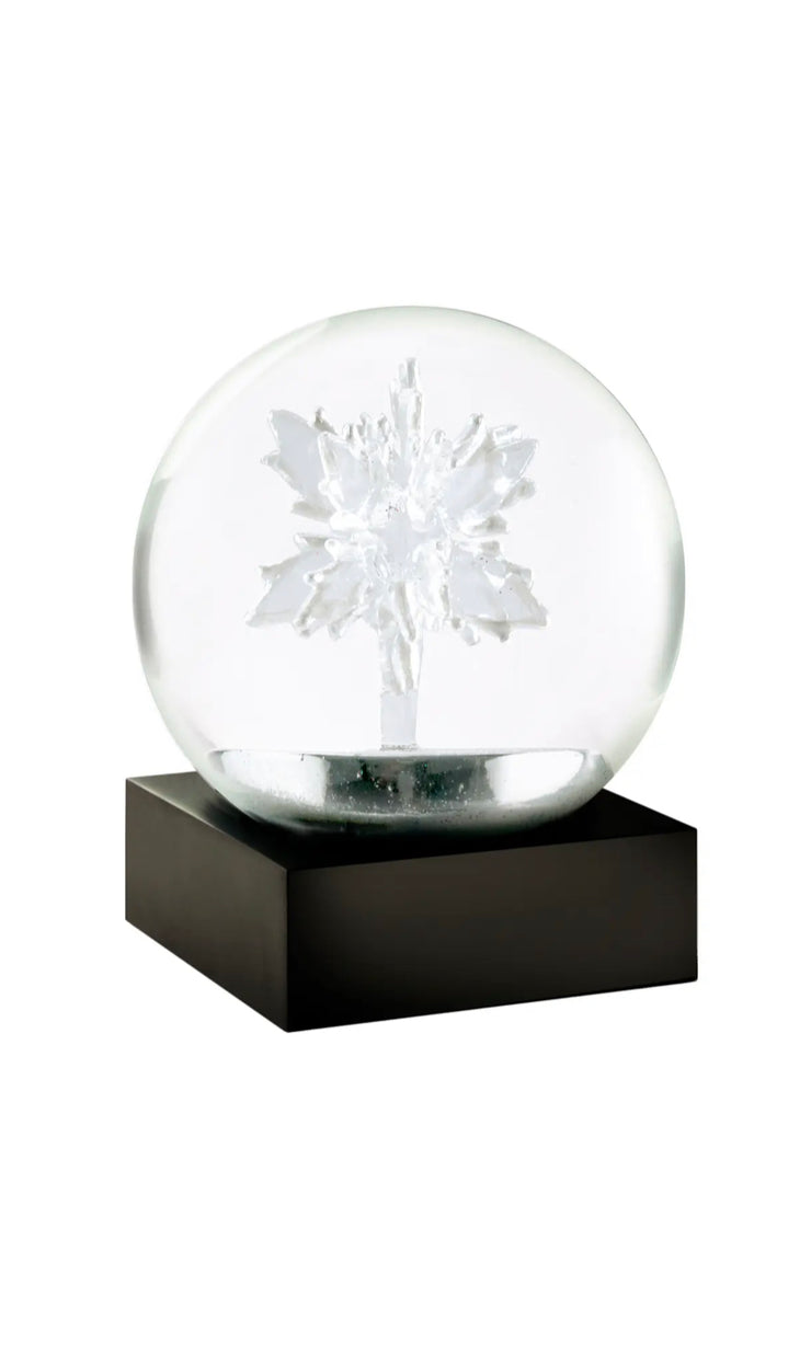 Snowflake Snow Globe - CoolSnowglobes - Pure Placid