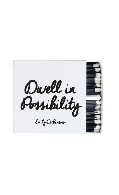 Matchbox - Dwell in Possibility - Pure Placid