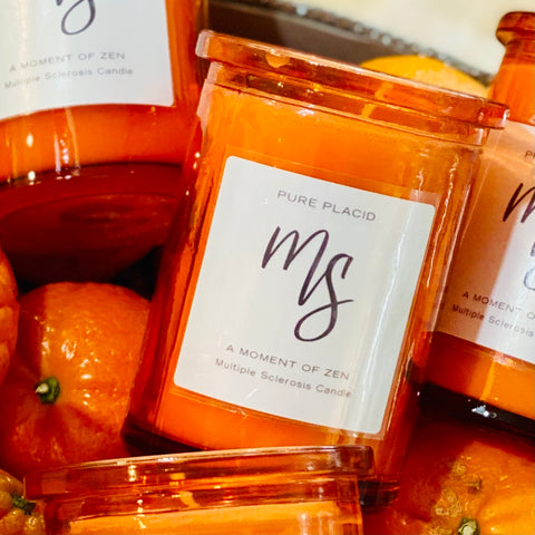 MS Candle - Moment of Zen - Pure Placid