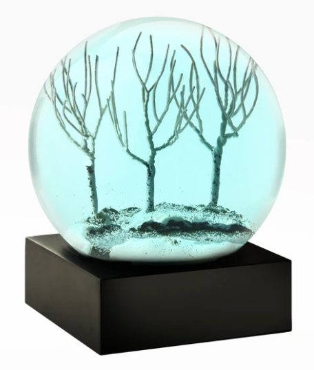 Winter Evening Snow Globe - CoolSnowGlobes - Pure Placid
