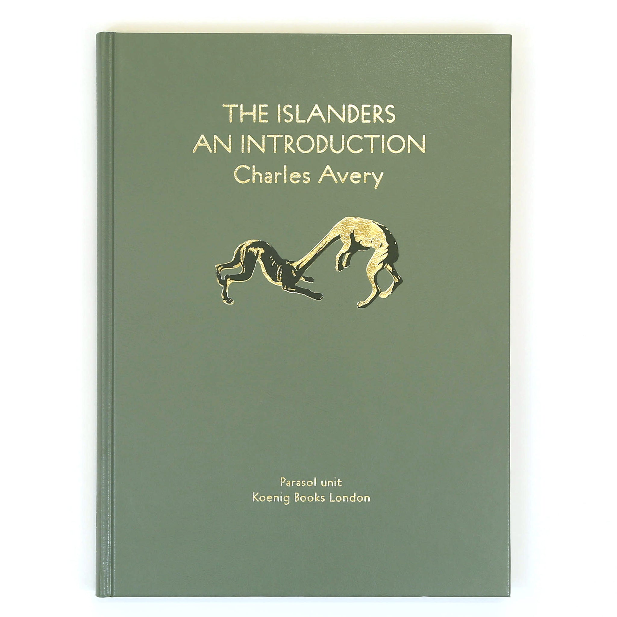 Charles Avery, The Islanders: An Introduction, 2010