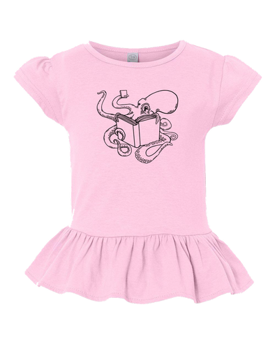 Girl's Ruffle t-shirt