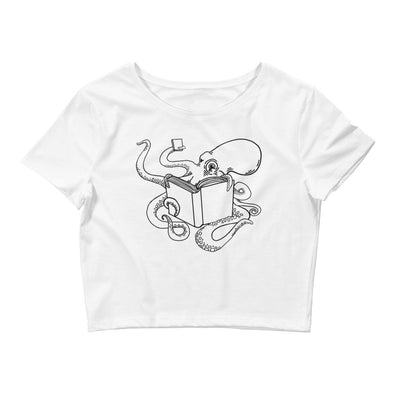 Octopus Women's Crop Tee