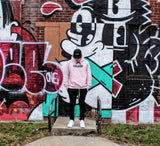 Pink Grand Supply Co. Hoodie - Grand Supply Co.