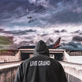 Grey Live Grand Hoodie | Grand Supply Co.
