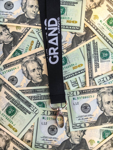 Grand Supply Co. Lanyard