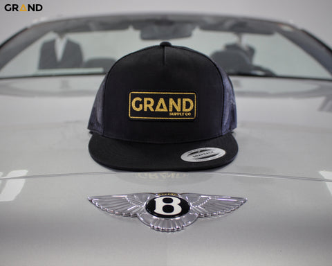 Grand Trucker Hat | Grand Supply Co.