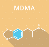 MDMA Element Drug Structure