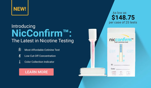nicotine test kit