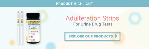 Urine Adulteration Strips