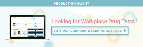 Corporate Laboratory Drug Testing Banner