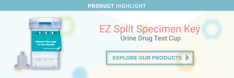 Split Specimen Urine Drug Test