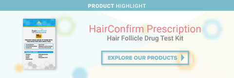 HairConfirm Business Hair Follicle Drug Test
