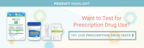 Prescription Drug Test Banner