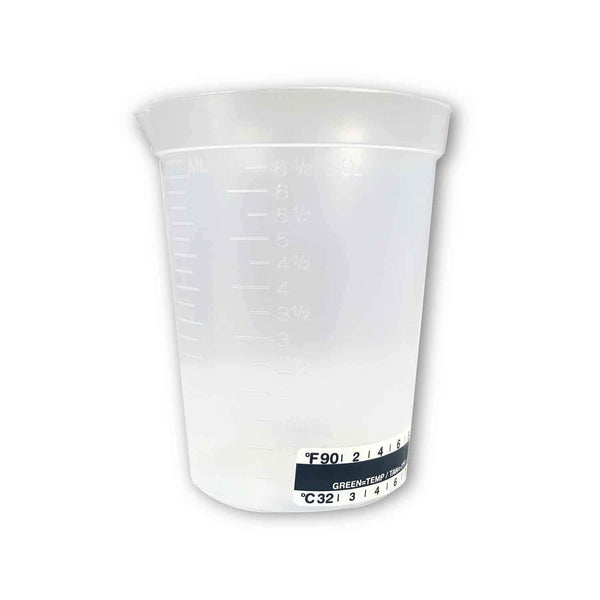 Beaker Collection Cup + Temperature Strip-TestCountry