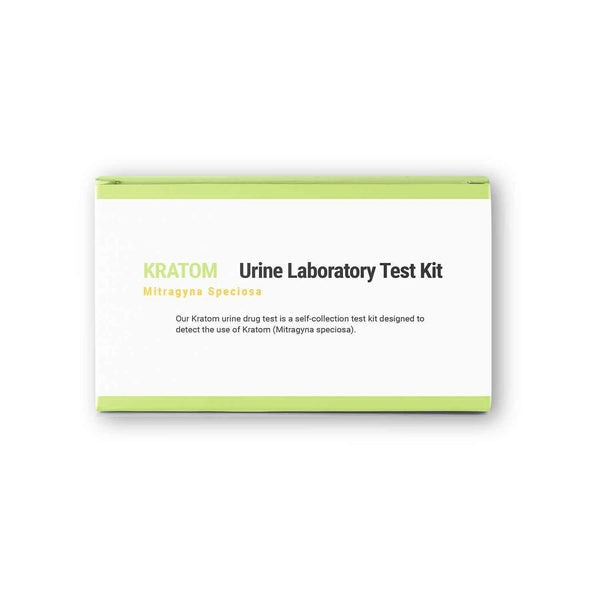Kratom Urine Laboratory Drug Test Kit