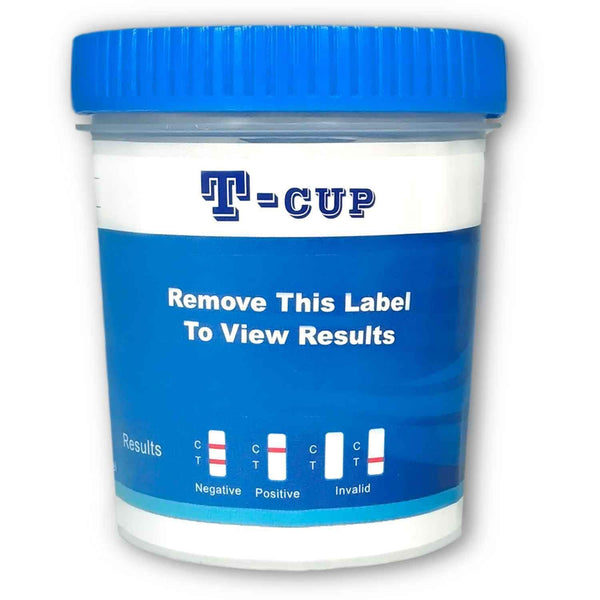 13 Panel T-Cup Urine Drug Test Cup + EtG