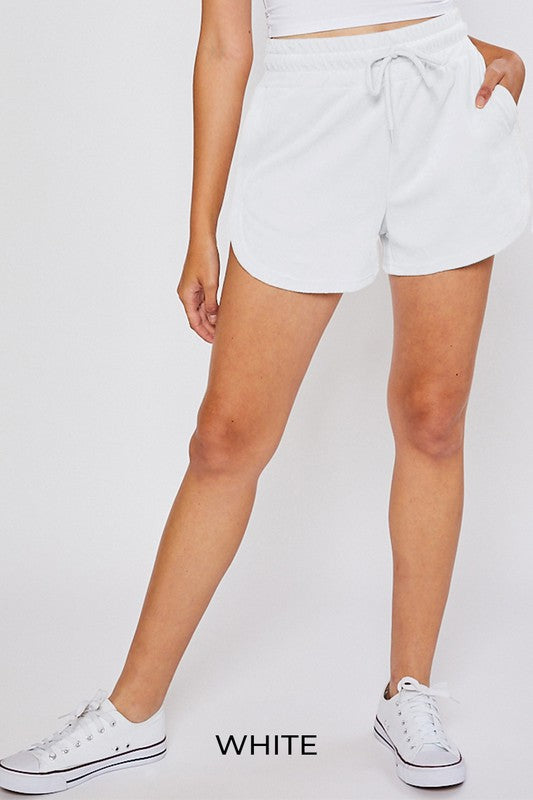 Basic Loop Terry Shorts