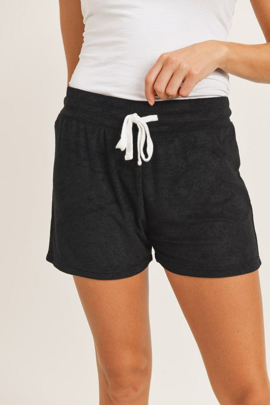 Terry Sweat Shorts