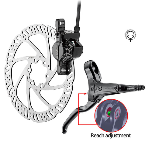 Hydraulic Disk Brake Kit - HD M285