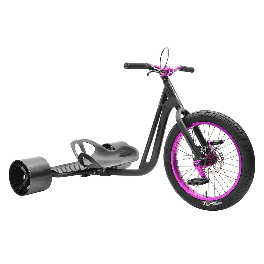 Triad Drift Trike Notorious 4 - Purple