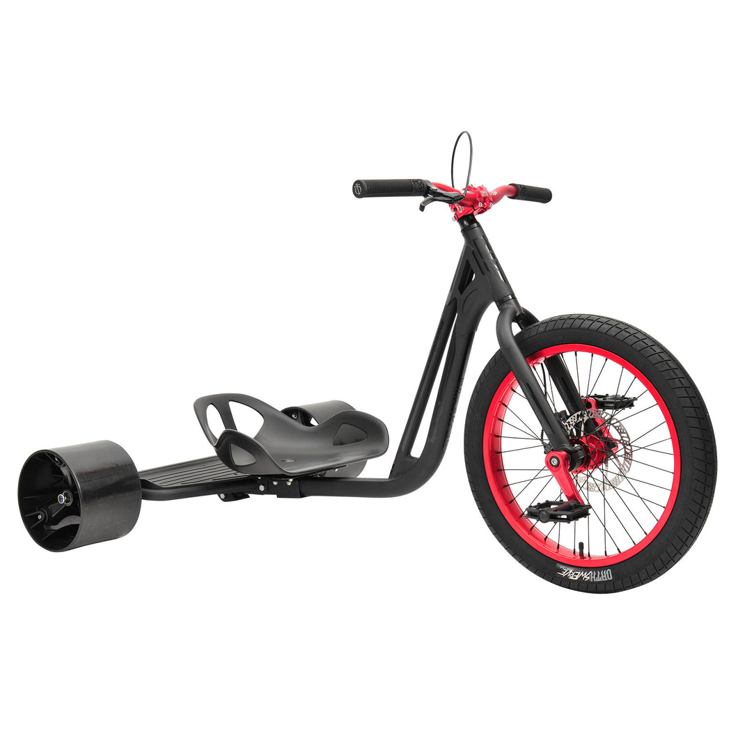 Triad Drift Trike Notorious 4 - Red