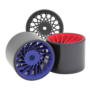 Vanguard PVC Slick Wheel-set
