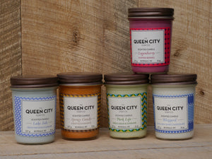 Queen City Soap Co. - Candle