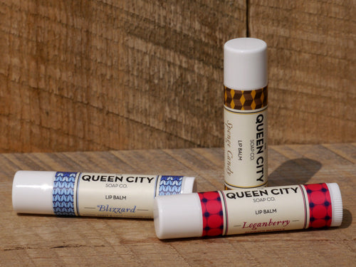 Queen City Soap Co. - Lip Balm