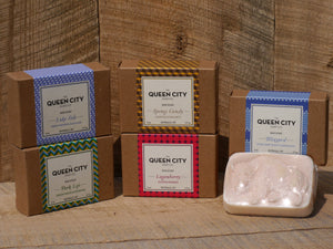 Queen City Soap Co. -  Bar Soap