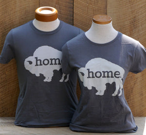 Men's and Women's Hometown Buffalo T-Shirt