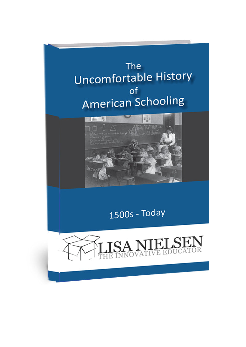 The Uncomfortable History of American Schooling