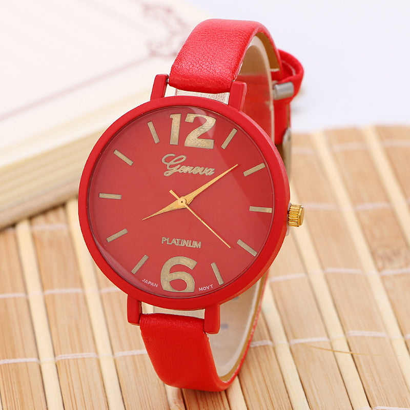 Red Lady I Cheap Watches For A Limited Time
