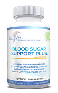 Lunva Blood Sugar Support Plus Dietary Supplement
